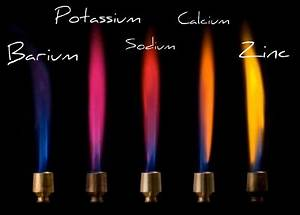 Flame Test Experiment The Flame Test Experiment