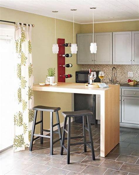 barras de cocina ideas de muebles funcionales