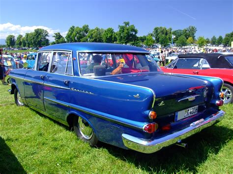 1959 Opel Kapitan Related Infomationspecifications