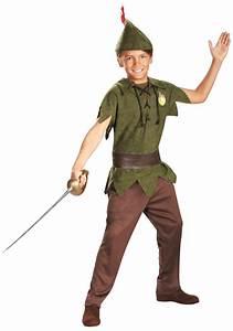 Kids Peter Pan Costume - Disney Costumes | Halloween | Pinterest | Peter pan costumes Costumes ...