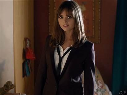 Jenna Coleman Doctor Bond Gifs Lesbian Louise