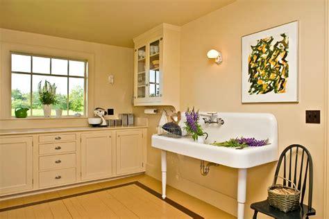 1930s kitchen sink an artistic farmhouse restoration in maine house 1025