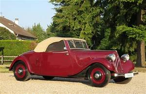 Citroen Traction Cabriolet : 1937 citroen traction avant 7cv cabriolet ~ Medecine-chirurgie-esthetiques.com Avis de Voitures