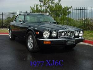 1977 Jaguar Xj6c Series Coupe 2 Owner California Car Xjc Wire Wheels  Much New For Sale  Photos