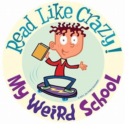 Dan Gutman Jim Weird Books Paillot Read