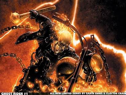 Rider Ghost Wallpapers Pc Riders Amazing Comic