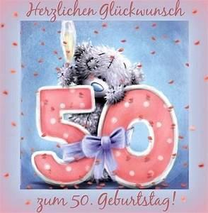 Geburtstagsbilder Zum 50 : herzlichen gl ckwunsch zum 50 geburtstag geburtstagsbilder geburtstagsgr e ~ Eleganceandgraceweddings.com Haus und Dekorationen