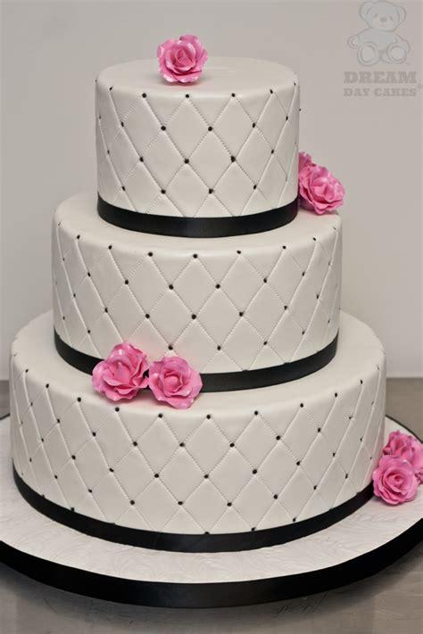 Wedding Cakes Black White And Pink | ogvinudskillelse.website