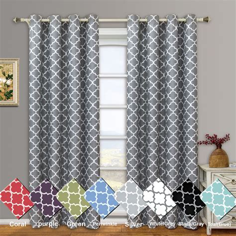 insulated drapery panels meridian room darkening top grommet thermal insulated