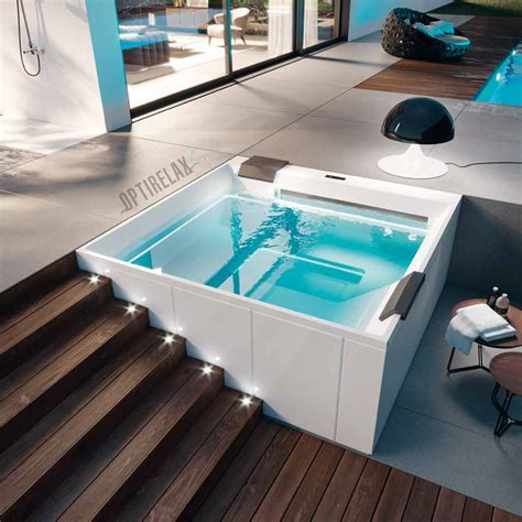Whirlpool Outdoor Garten by Premium Design Whirlpool Spa Gt W235 Optirelax 174