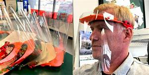 Calendar Format Minuteman Franchise Creates Face Shields To Protect Health