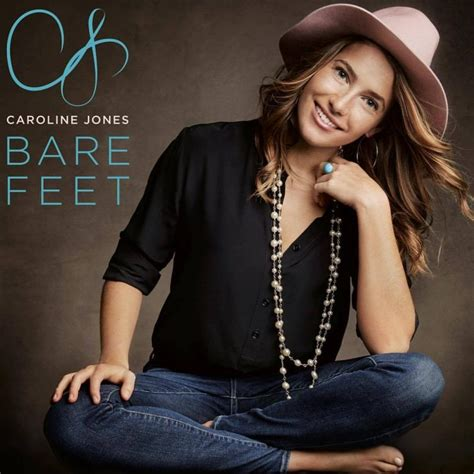 barefoot in the kitchen country song caroline jones bare ep thecountryscene 9076