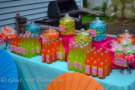Luau Baby Shower Favors - baby shower ideas baby shower baby shower