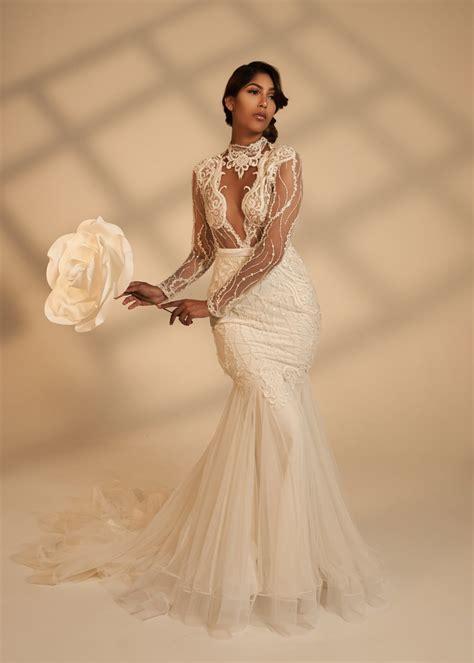 ss bridal collection  south african designer orapeleng modutle