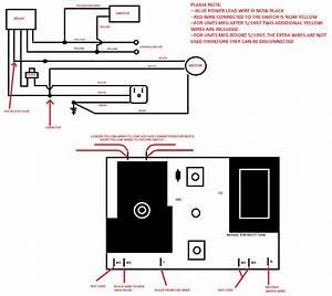 Nutone Relay  0521b000 For Cv
