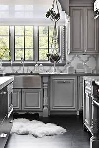 grey kitchen cabinets 2312