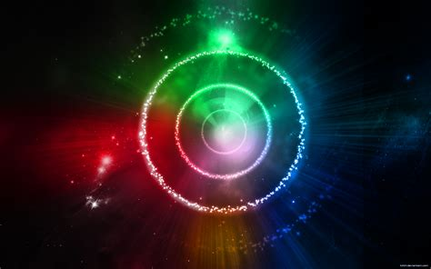 rainbow star wallpaper