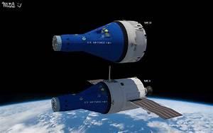Big Gemini Spacecraft - Pics about space
