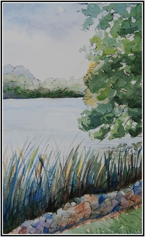simple painting tip   intense watercolors