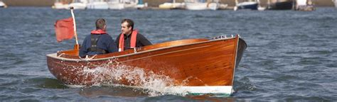 Kingfisher Boats Falmouth Cornwall by Repair Of 1920s Gentleman S Open Launch Falmouth Boat Co