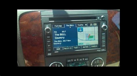 How To Use Dvd System In Your New Chevy Tahoe, Suburban