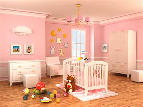 pink baby bedroom ideas 18 baby girl nursery ideas themes amp designs pictures 16700 | iStock 000017718776 Medium