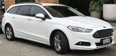 Ford Mondeo Hatchback (2014