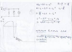 Spule Induktivität Berechnen : spannungspitzen bei spulen ~ Themetempest.com Abrechnung