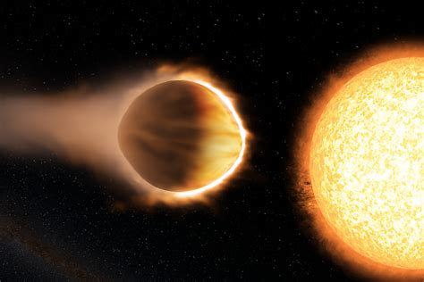 How the discovery of a hot Jupiter's stratosphere could ...