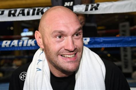 Tyson Fury aims dig at Anthony Joshua after Dillian Whyte ...