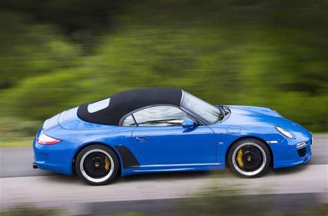 porsche speedster 2017 porsche 911 speedster review 2017 autocar