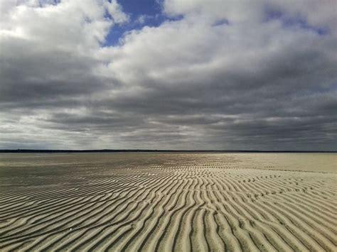 Chapin Beach, Dennis, Ma Cape Cod At Low Tide This Beach
