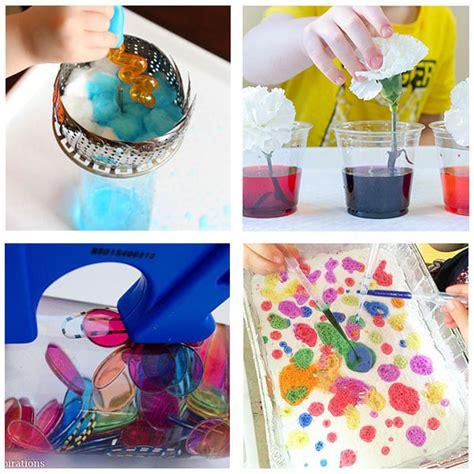 30 science activities for preschoolers that are totally 585 | Best Science Activities for Preschoolers Collage 1 2