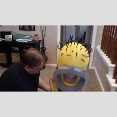 How To Make A Minion Costume Youtube