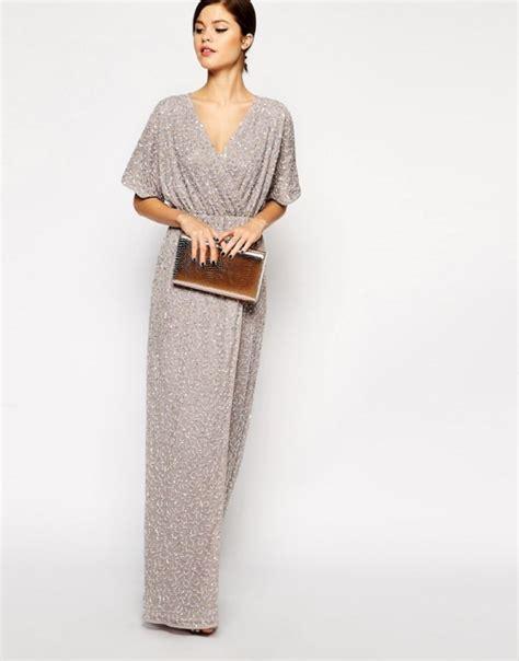 asos kimono maxi cekiny w suknie i sukienki szafa pl