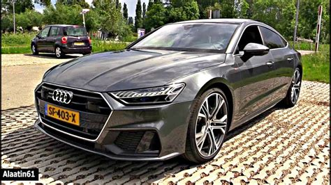2019 Audi A7 Interior by Audi A7 2019 New Review Interior Exterior