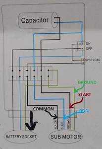 Water Pump Wiring Troubleshooting  U0026 Repair Pump Wiring