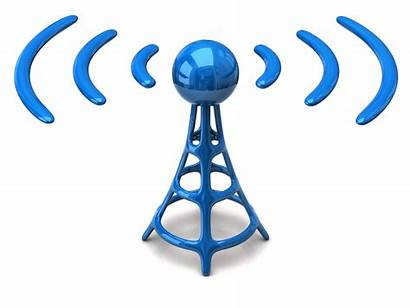 Icon Wireless Broadcast Mobile Lte 4g Technology