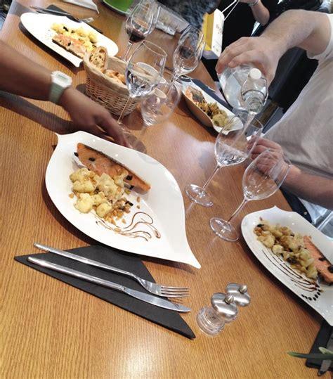 cours de cuisine atelier des chefs un cours de cuisine à l 39 atelier des chefs nantaise fr