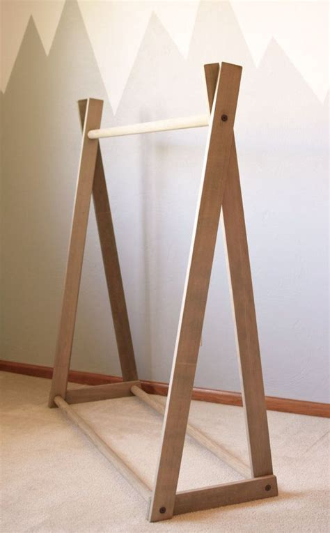wooden clothes rack clothing rack children s clothing rack wood clothing