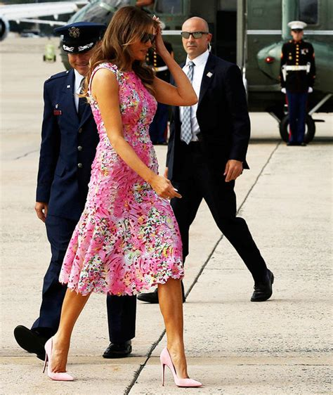 Melania Trump news, dresses, fashion, speeches, pictures | Express.co.uk