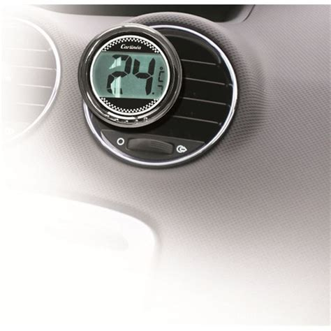 thermometre exterieur voiture thermom 232 tre ext 233 rieur affichage lcd carlin 233 a feu vert
