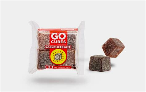 Go Cubes Chewable Coffee   GearCulture