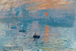 Impression Sunrise - Claude Monet Fine Art Reproduction