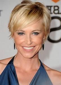 Coupe Sur Cheveux Court : 1001 variantes de coupe courte blonde pour rafra chir votre look ~ Melissatoandfro.com Idées de Décoration