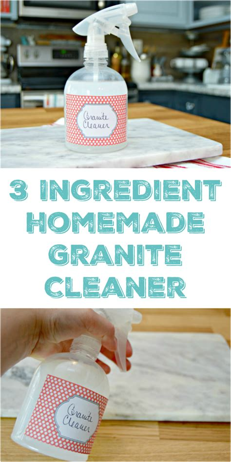 granite cleaner 4 real