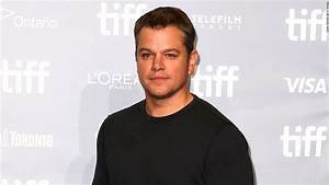 Matt Damon's Opinion on Sexual Harassment is the Most ...