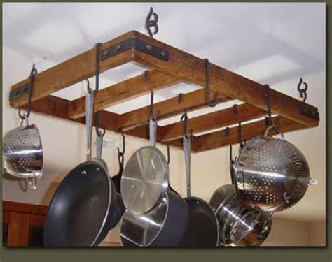 wooden pot racks white diy pallet pot rack feature by faith