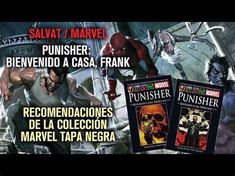 Review  Punisher Bienvenido A Casa, Frank Marvel
