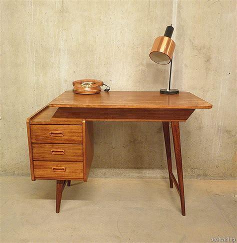 bureau retro mid century desk a symmetrisch bestwelhip